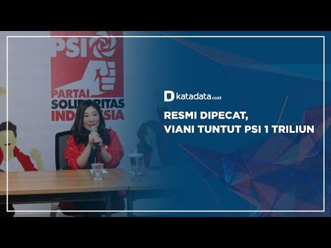 Resmi Dipecat, Viani Tuntut PSI 1 Triliun | Katadata Indonesia