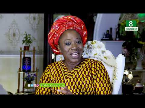 Dr Becky Paul-Enenche - SEEDS OF DESTINY – TUESDAY 8TH OCTOBER, 2019