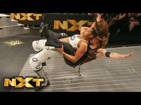 Nikki Cross vs. Bianca Belair: WWE NXT, Jan. 9, 2019