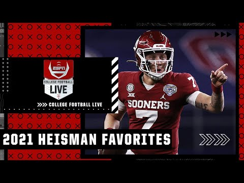 Spencer Rattler is in prime position to win the Heisman – David Pollack | College Football Live