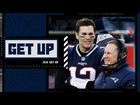 Brady & Belichick want to prove they were responsible for the Pats' success - Louis Riddick | Get Up
