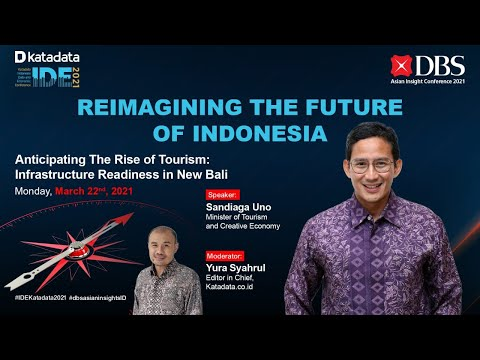 IDE 2021: Anticipating The Rise of Tourism: Infrastructure Readiness in New Bali