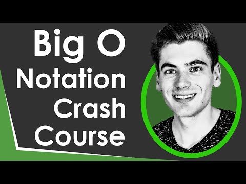 Learn Big O Notation In 12 Minutes