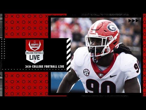 How should Auburn's offense attack Georgia's defense?   College Football Live