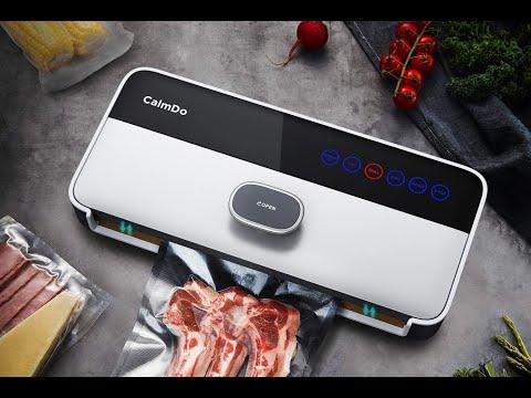 CalmDo Vacuum Sealer Demo & Giveaway | CaribbeanPot.com