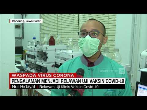Pengalaman Menjadi Relawan Uji Vaksin Covid-19