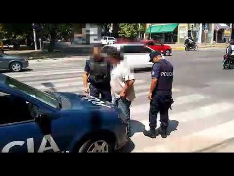 Vecinos detienen a un ladrón en Capital  (Mendoza)