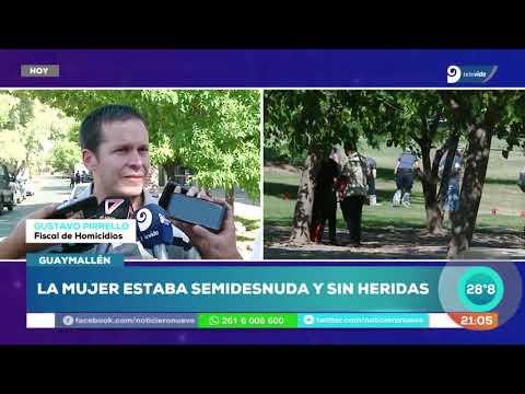 Guaymallén: vecinos encontraron el cuerpo sin vida de una joven