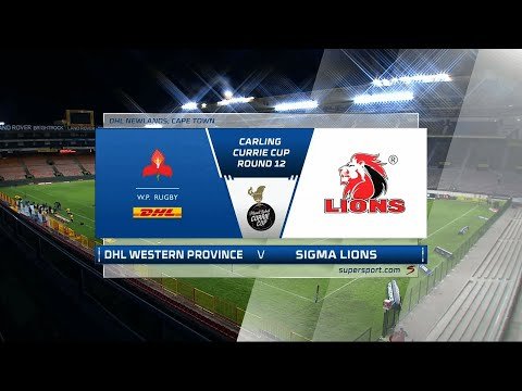 Currie Cup Premier Division | Round 12 | DHL Western Province v Sigma Lions | Highlights