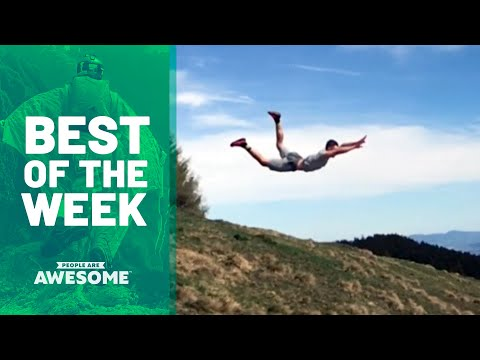 Big Air Tricks & More | Best Of The Week