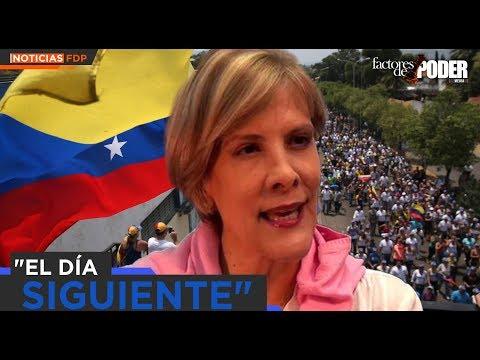 """NITU PÉREZ """"VENEZUELA ENTRA EN UNA NUEVA ETAPA A PARTIR DEL DOMINGO Y ESTE RÉGIMEN SE ACABÓ"""""""
