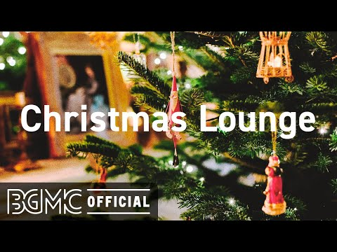 Christmas Lounge: Christmas Jazz Piano with Fireplace Sounds - Christmas Cover Jazz Music Playlist