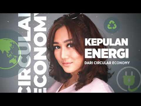 Kepulan Energi dari 'Circular Economy' | Katadata Indonesia