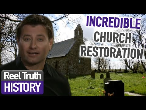 Incredible Church Restoration (Before and After) | Full Documentary | Reel Truth History