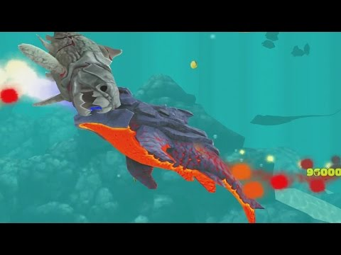 hqdefault Hungry Shark Evolution Pyro Shark Android Gameplay #20 Technology
