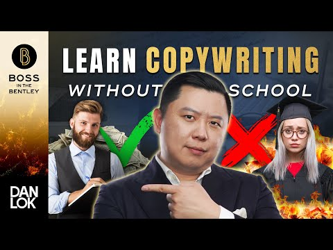 How You Can Learn Copywriting Without School