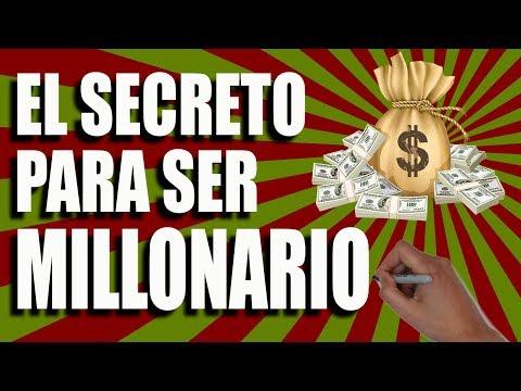 EL SECRETO PARA SER MILLONARIO - Conocimiento Financiero