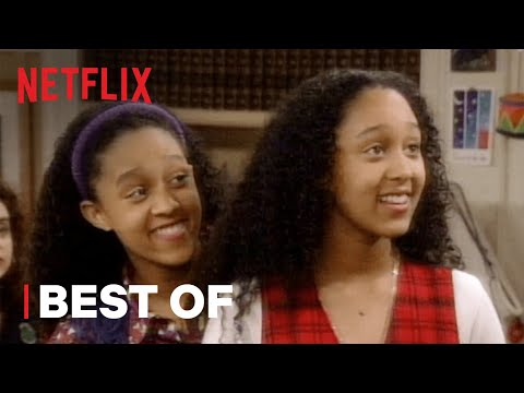 The Best Scenes In Sister Sister | Netflix