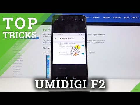 Discover Best Tricks and Tips on UMIDIGI F2 – Helpful Features