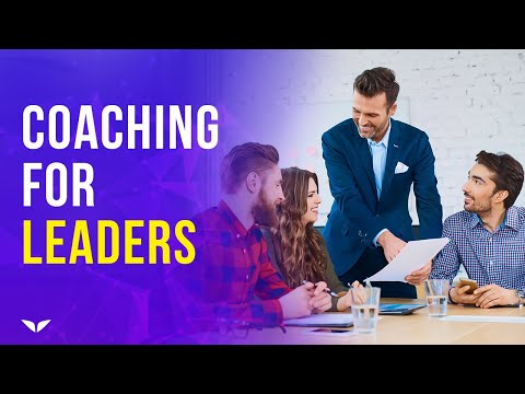 How To COACH AS A LEADER Step-By-Step Framework