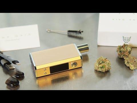 LINX GAIA GOLD REVIEW -  Dry Herb Vaporizer: Blazin' Gear Reviews