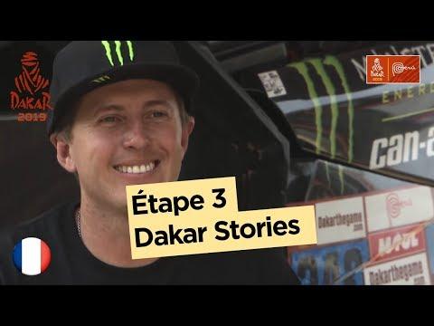 Mag du jour - Étape 3 (San Juan de Marcona / Arequipa) - Dakar 2019