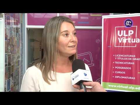 ULP virtual, Alumnos de más de 60 carreras rinden sus exámenes finales