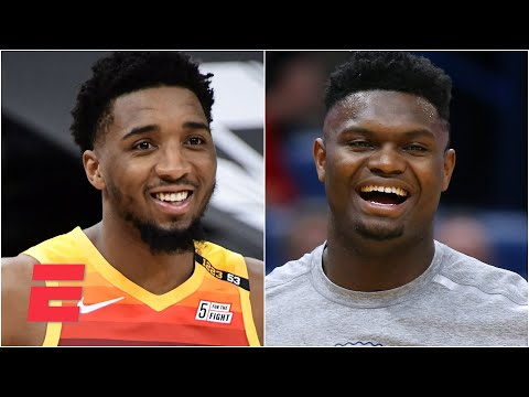 Donovan Mitchell or Zion Williamson: Who would you take? | #Greeny