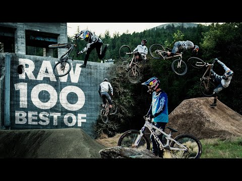The Ultimate Brandon Semenuk RAW 100 Compilation