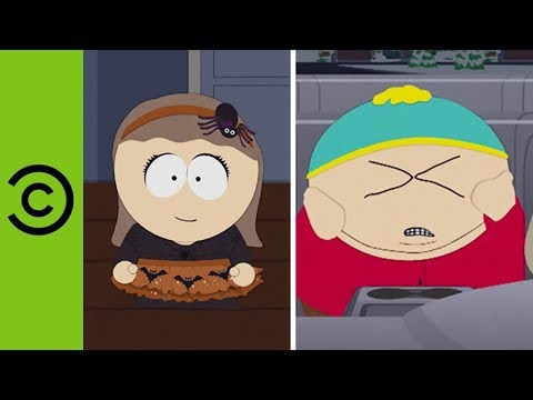 Cartman's Delayed Date To The Pumpkin Patch   South Park