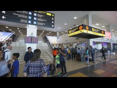 Principal aeropuerto de Panamá estrena subestación eléctrica antes de la JMJ -