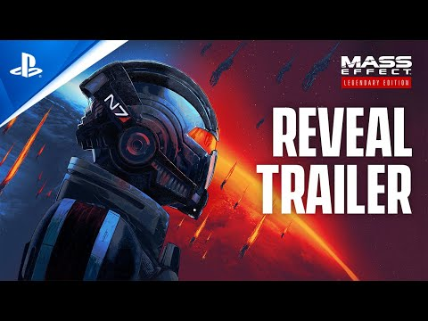 『Mass Effect™ Legendary Edition』公式公開トレーラー