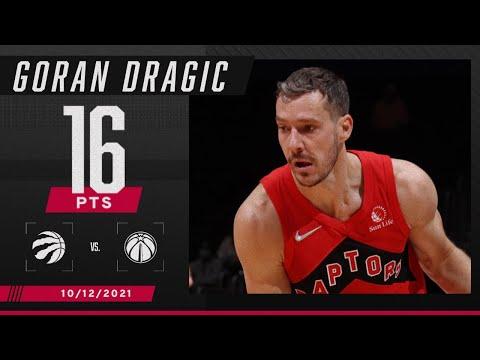 Goran Dragic scores 16 against Wizards