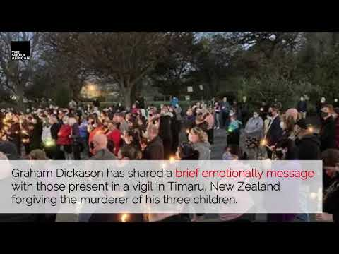 Dickason Murders: Father forgives wife for killing children