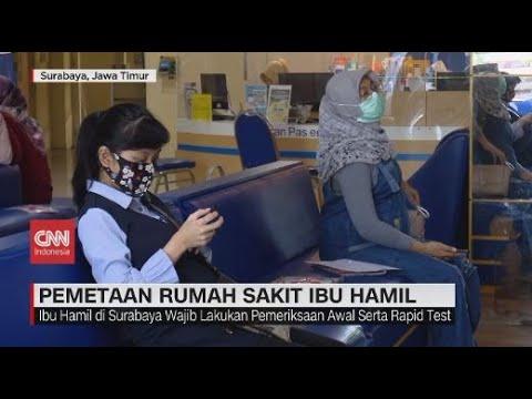 Pemetaan Rumah Sakit Bumil di Surabaya