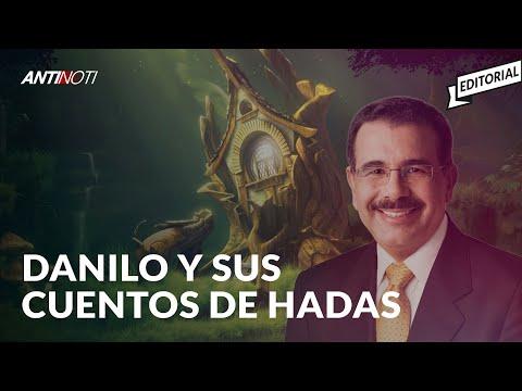 Danilo Y Sus Mentiras [Emisión Especial]   El Antinoti