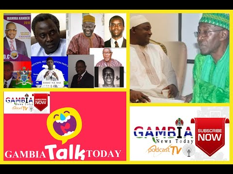 GAMBIA TODAY TALK 8TH JANUARY 2021