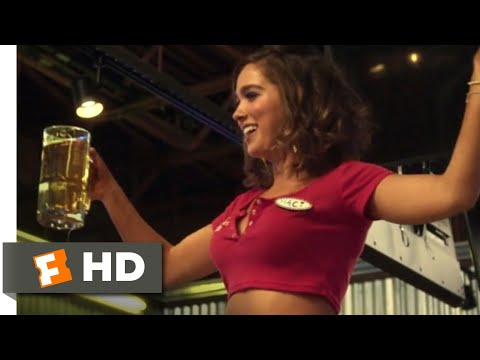 Support the Girls (2018) - Toasting Lisa Scene (5/8) | Movieclips