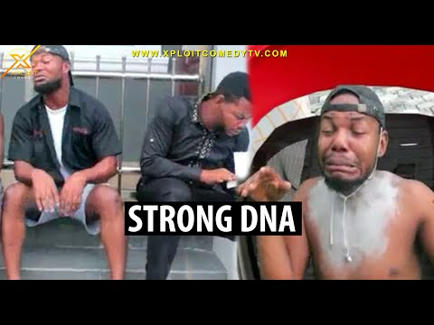 You can never deny pregnancy when the gene is so strong 😂😂 (xploit comedy)