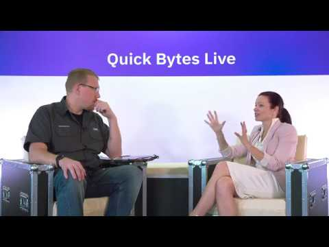 Quick Bytes Live with Kelly Bacon of AECOM