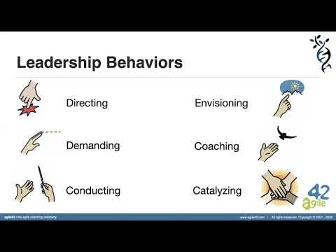 Webinar - Archetypes: mapping organization, culture and leadership