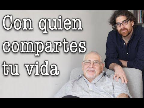 Jorge y Demian Bucay - Con quien compartes tu vida - Cuento