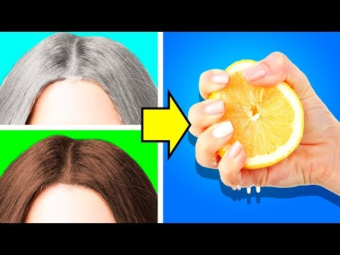 40 HAIR HACKS YOU NEED TO KNOW