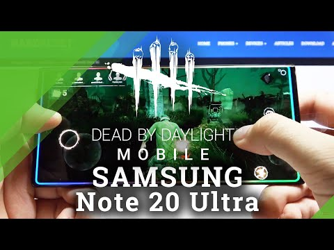 Dead by Daylight on SAMSUNG Galaxy Note 20 Ultra – Game Performance
