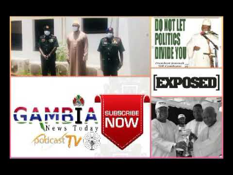 GAMBIA NEWS TODAY 30TH MARCH 2021