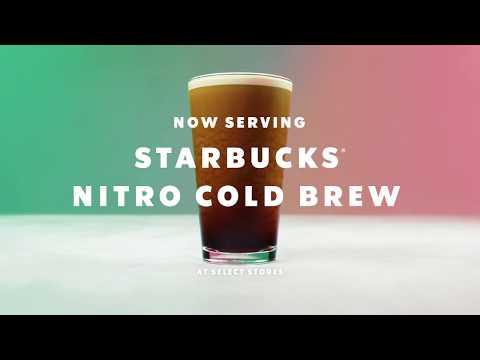 Whoa Nitro :15 — Starbucks Nitro Cold Brew Summer 2019