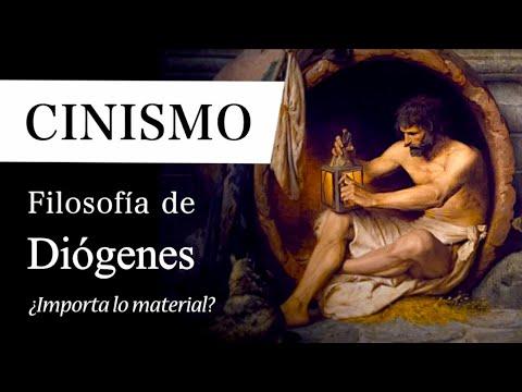 CINISMO: Filosofía de DIÓGENES - ¿Qué (no) NECESITAMOS para Alcanzar la FELICIDAD?