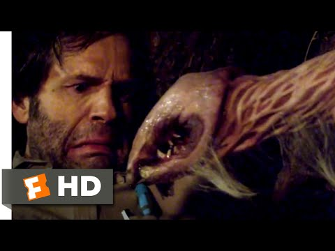 VHS: Viral (2014) - The Demon Dimension Scene (6/10)   Movieclips