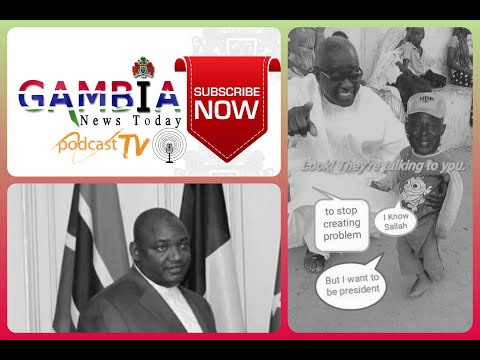 GAMBIA NEWS TODAY 9TH JANUARY 2020