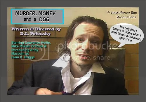 Murder, Money, and a Dog